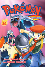Pokemon Adventures #34