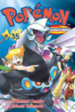Pokemon Adventures #35