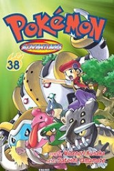 Pokemon Adventures #38