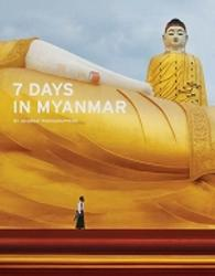 7 Days In Myanmar (With Sticker)