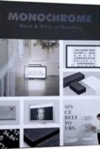 MONOCHROME: BLACK & WHITE IN BRANDING