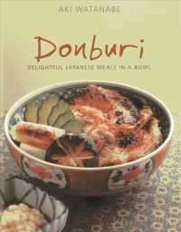 Donburi : Japanese Home Cooking