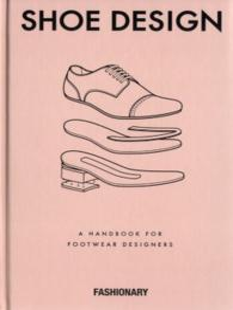 Fashionary Shoe Design -- Hardback