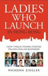 Ladies Who Launch In Hong Kong