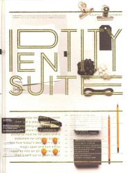 Identity Suite : Visual Identity in Stationery -- Hardback