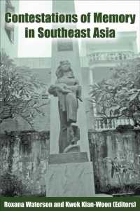 Contestations of Memory in Southeast Asia