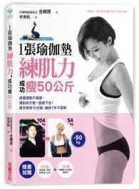 1張瑜伽墊練肌力,成功瘦50公斤:過量運動