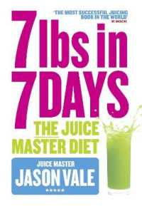 The Juice Master Diet : 7lbs in 7 Days