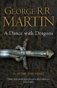 Dance with Dragons (Part Two): after the Feast : Book 5 of a Song of Ice and Fire (A Song of Ice and Fire) -- Paperback