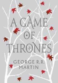 Game of Thrones : Book 1 of a Song of Ice and Fire (A Song of Ice and Fire) -- Hardback