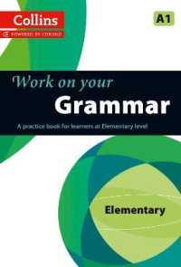 Grammar: A1: Book 1 (Collins Work on Your...)