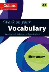 Vocabulary: A1: Book 2 (Collins Work on Your...)