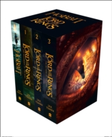 Hobbit and the Lord of the Rings : Boxed Set -- Paperback (Film tie-i)