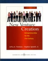 New Venture Creation:entrepreneurship 8e