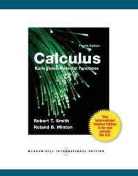 Calculus: Early Transcendental Functions -- Paperback (4TH)