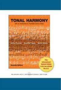 Tonal Harmony -- Paperback (7TH)