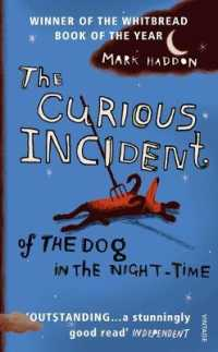 Curious Incident of the Dog in the Night-time -- Paperback