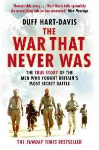 War That Never Was -- Paperback