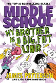 Middle School: My Brother Is a Big, Fat Liar -- Paperback