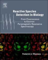 �N���b�N����ƁuReactive Species Detection in Biology : From Fluorescence to Electron Paramagnetic Resonance Spectroscopy�v�̏ڍ׏��y�[�W�ֈړ����܂�