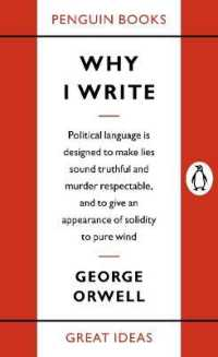 Why I Write (Penguin Great Ideas)