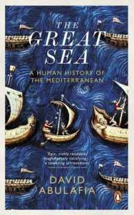 Great Sea : A Human History of the Mediterranean -- Paperback