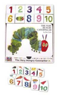 The Very Hungry Caterpillar Book & Block Set (The Very Hungry Caterpillar)