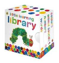 Very Hungry Caterpillar: Little Learning Library (The Very Hungry Caterpillar) -- Board book