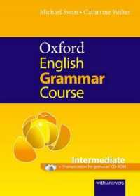 Oxford English Grammar Course Intermediate Student Book with Cd-rom (With Answers)