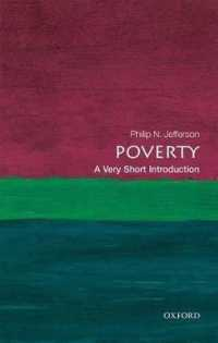 Poverty : A Very Short Introduction (Very Short Introductions)