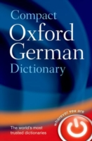 Compact Oxford German Dictionary (CPT BLG)