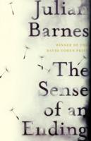 The Sense of an Ending -- Hardback