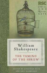 Taming of the Shrew (The Rsc Shakespeare) -- Paperback