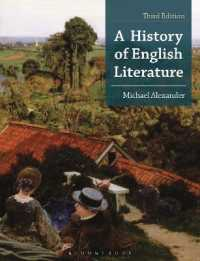 A History of English Literature (Palgrave Foundations) (3RD)