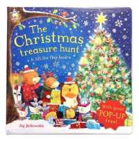 The Christmas Treasure Hunt: A Pop-up Book (Illustrated)