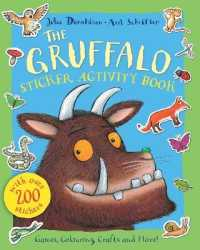 The Gruffalo Sticker Activity Book (Illustrated)