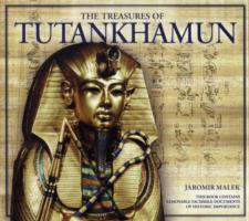 Treasures of Tutankhamun -- Hardback