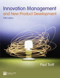 Innovation Management and New Product Development (5TH)