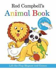 Rod Campbell's Animal Book: Lift-the-Flap Rhymes and Games (Illustrated)