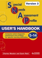 Snap-spld Users Handbook V3 (Special Needs Assessment Profile) -- Spiral bound