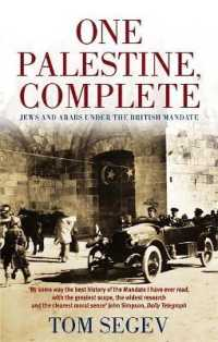 One Palestine, Complete : Jews and Arabs under the British Mandate -- Paperback