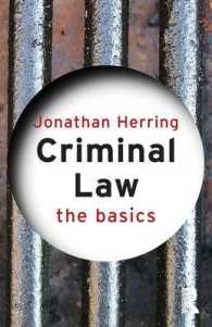 Criminal Law (The Basics)