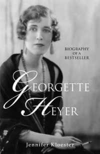 Georgette Heyer Biography -- Hardback