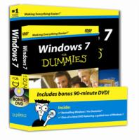 Windows 7 for Dummies (For Dummies (Computer/tech)) (PAP/DVD)