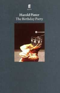 The Birthday Party (Pinter Plays) (New)