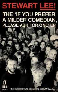 Stewart Lee! the 'if You Prefer a Milder Comedian Please Ask for One' Ep : The 'if You Prefer a Milder Comedian, Please Ask for One' Ep -- Paperback