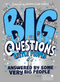 Big Questions from Little People ... Answered by Some Very Big People -- Hardback