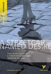 York Notes Advanced Streetcar Named Desire (York Notes Advanced) -- Paperback (1 Rev ed)