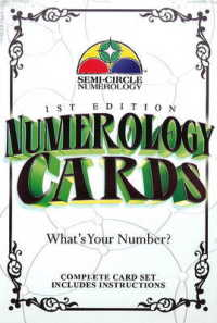 Numerology Cards : What's Your Number? -- Cards