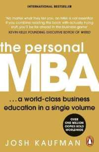 Personal Mba : A World-class Business Education in a Single Volume -- Paperback